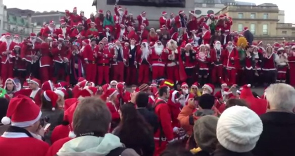 SantaCon_Youtube_Posted by Skwire Youtube User